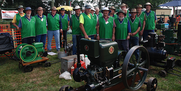 BERRIMA ENGINES
