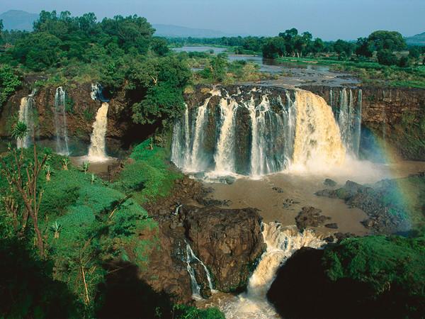 Etiopía. Fuente: National Geographic