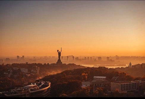 Листівка. Добрий ранок, Україно!