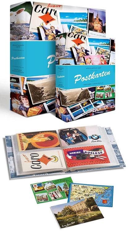 Альбом для листівок (100/200 та 300/600 шт)
