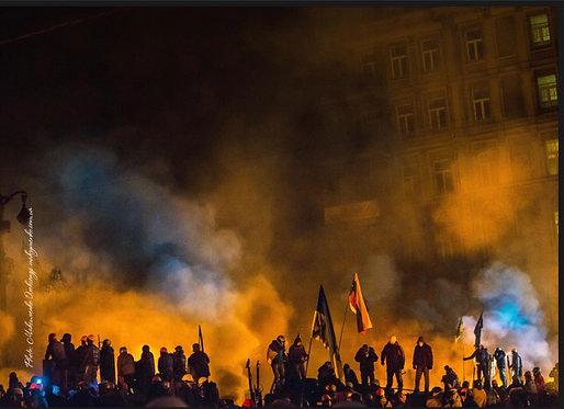 Revolution. 26.02.2014