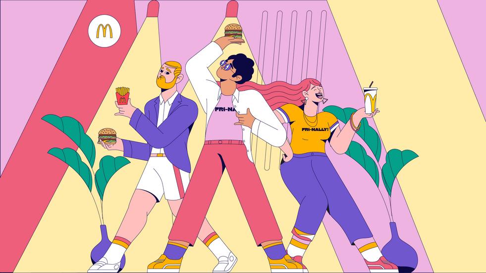 McDonald's - #MoodOfTheDay
