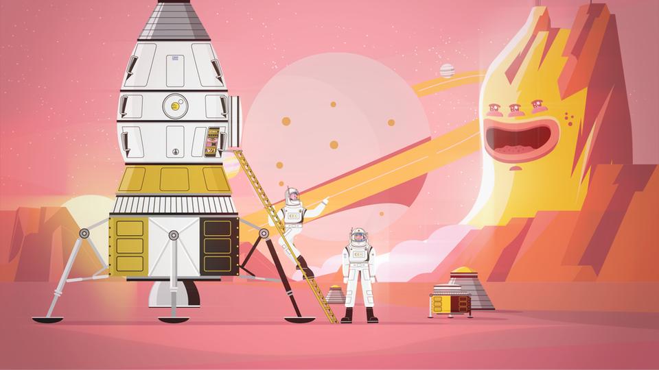 Outer Space - E-Shop.gr