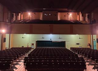 Discontinuance of proceedings   Regent Theatre