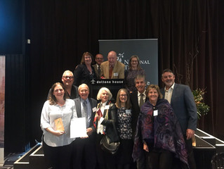 National Trust Heritage Awards - Advocacy Winner