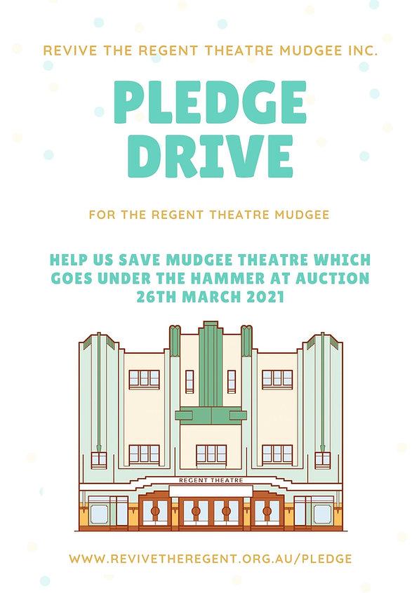 Revive The Regent Theatre Mudgee Inc. Pl
