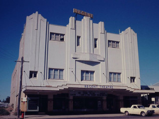 New Information Regarding Regent Theatre Architect