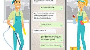 Como fazer uma manutenção preventiva no seu WhatsApp (tutorial)