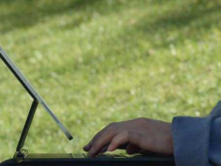 Novos comerciais do iPad Pro e do Magic Keyboard são lançados