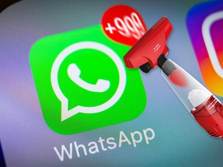 Vídeo: como limpar e liberar espaço no WhatsApp do iPhone (iOS)