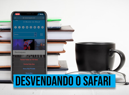 Vídeo: desvendando o Safari do iPhone e do iPad com dicas e truques incríveis