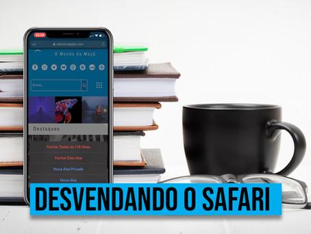 Vídeo: desvendando o Safari do iPhone e do iPad com dicas e truques incríveis
