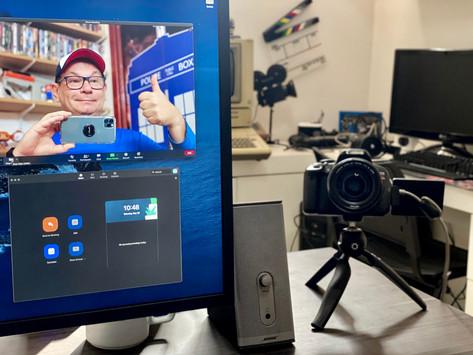 Dica: como usar uma câmera Canon como uma super webcam no computador