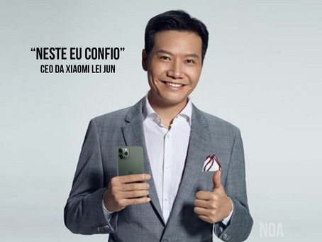 CEO da Xiaomi é flagrado usando iPhone e 'a casa cai'