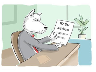Finish Your Task List Before Vacation
