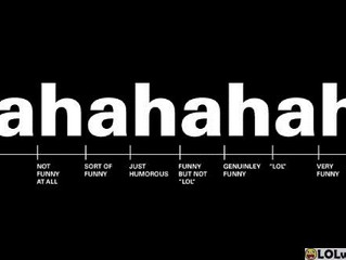 No Funny Business: Take Humor Out of Front-Facing Content