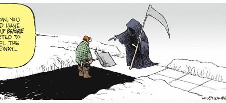 Surviving Winter's Perils