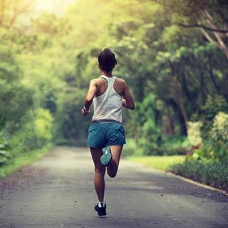 Don't Run to Get in Shape... Get in Shape to Run!