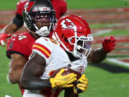 Super Bowl LV Notebook: Looking Back at Chiefs-Buccaneers Week 12 Game