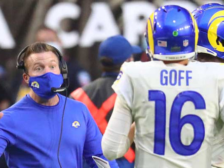 Banner: Front-Office Perspective on Stafford-Goff Trade