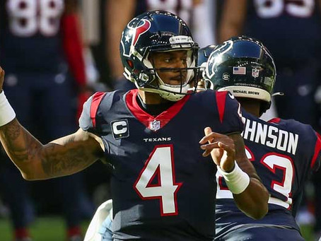 How Would a Potential Deshaun Watson Trade Compare With These Five Blockbusters?