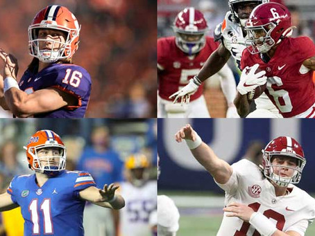 Scouting the 2020 Heisman Trophy Finalists
