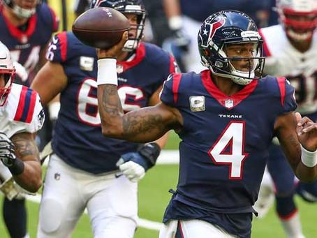 NFL Week 11 Statistical Review