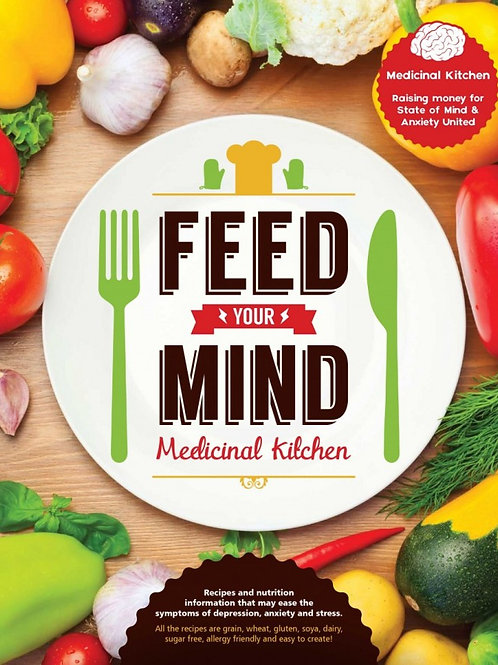 E-Book Medicinal Kitchen –  Feed Your Mind