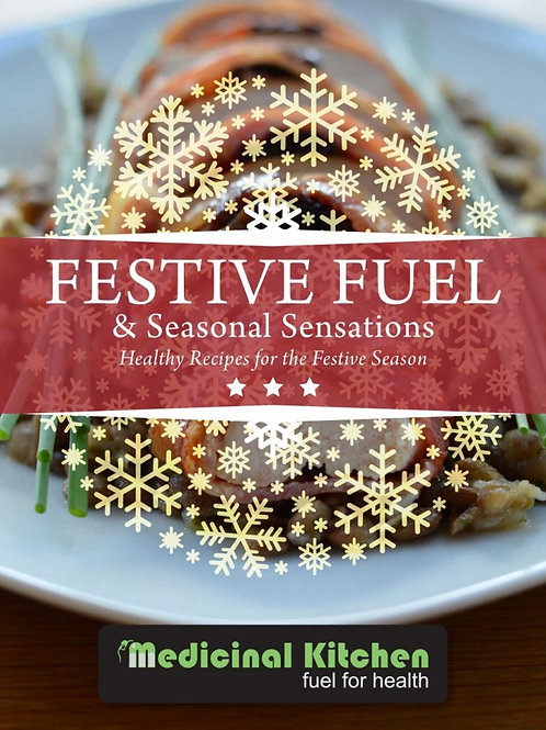 E-Book Medicinal Kitchen – Festive Fuel