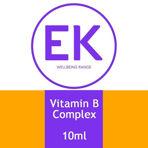 Vitamin B Complex Sublingual Spray - EK Wellbeing Range