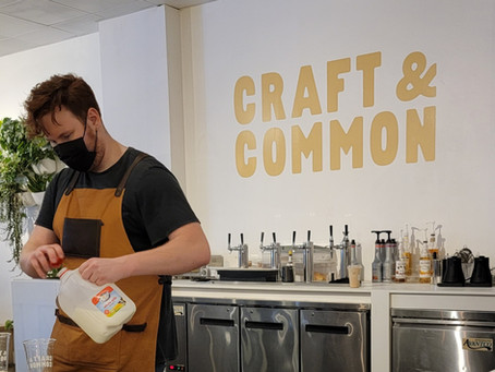 Coffee Shop Adventures - Craft & Common