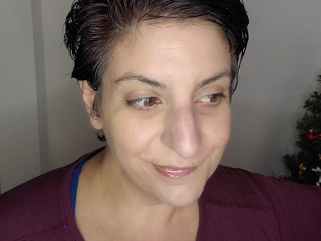 Makeup Monday - No Makeup, Makeup