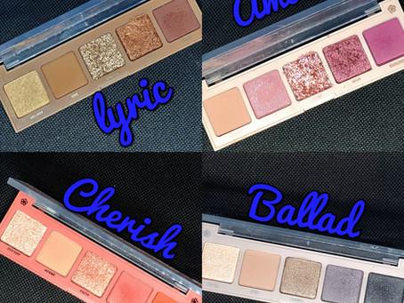 Makeup Monday - New Colourpop Palettes, New Looks!