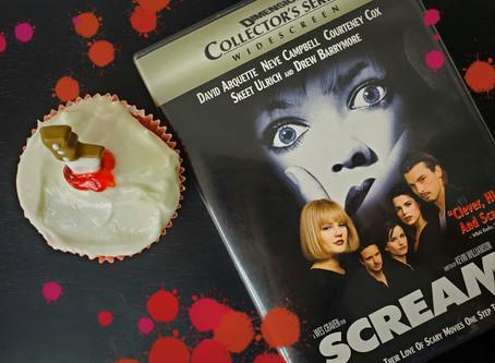 Scream Themed Movie Night