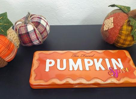 Makeup Monday - Pumpkin Spice Life