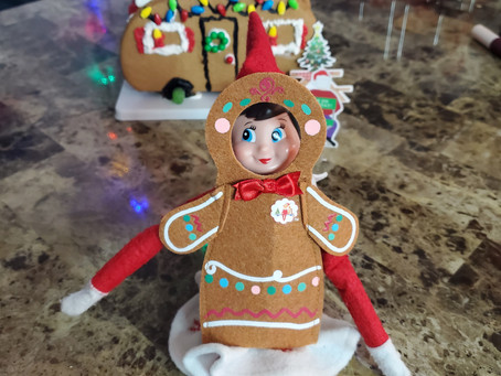 Christmas Adventures - Gingerbread Fun!