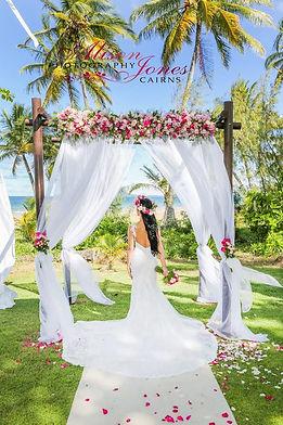 WEDDING CEREMONIES-MISSION BEACH RESORT