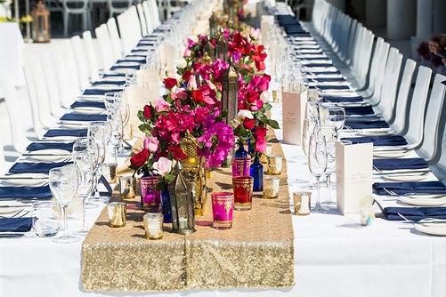 WEDDING TABLE SETTINGS-WEDDING RECEPTIONS-BOHO WEDDING-WEDDING DECORE
