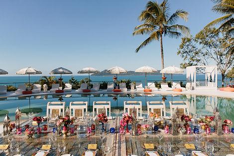Elandra Resort Mission Beach wedding