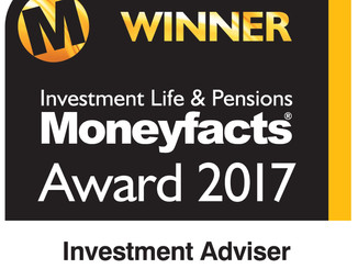 Strategic Solutions wins prestigious award at Moneyfacts Investments, Life & Pensions Awards 201