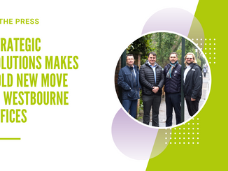 Strategic Solutions makes bold move to new offices in Westbourne