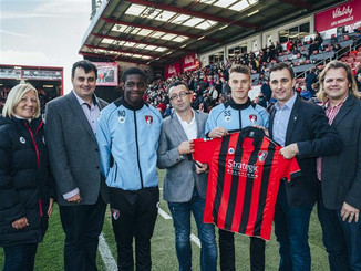 AFC Bournemouth and Strategic Solutions extend partnership for 2016/17 season