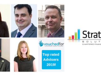 Strategic Solutions proud to be featured in VouchedFor best Financial Advisers Ultimate guide in 201