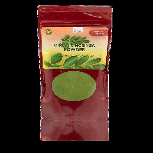 Organic Moringa Powder 8 oz.