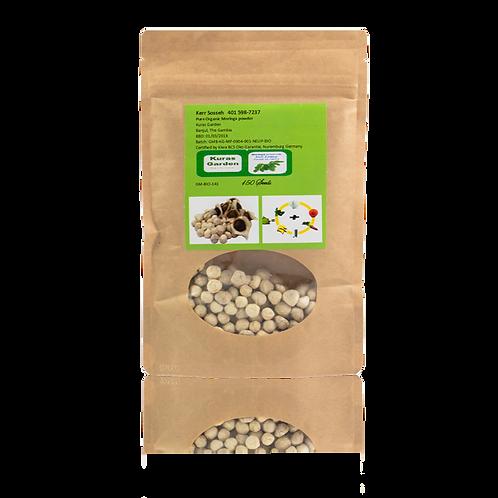 Organic Moringa Seeds, No Shell 16 oz.