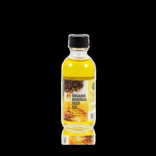 Organic Moringa Seed Oil 2 oz.