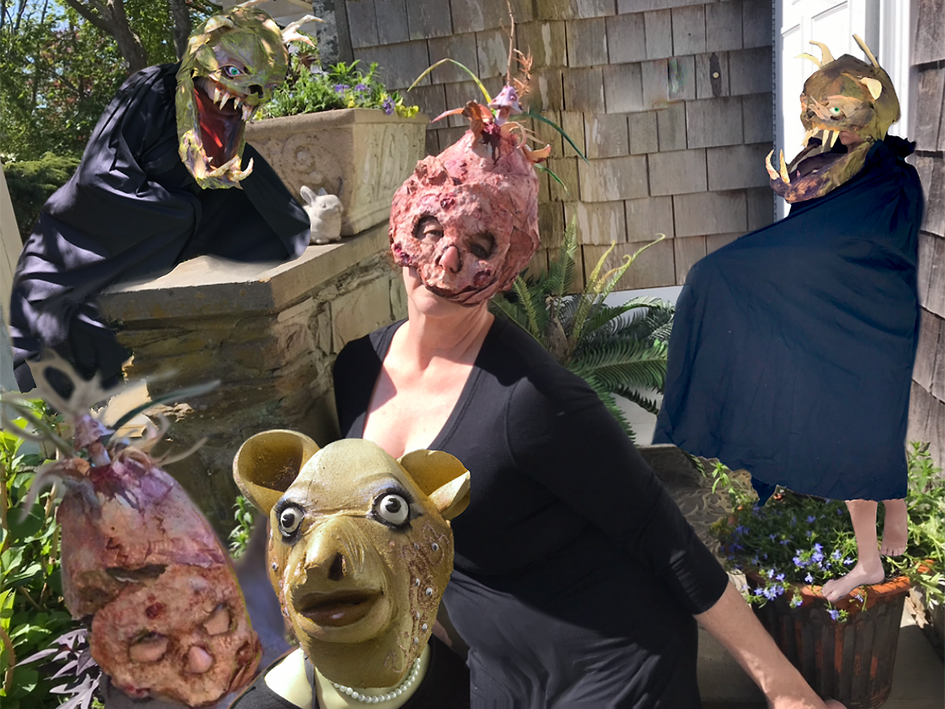 Demon Masks