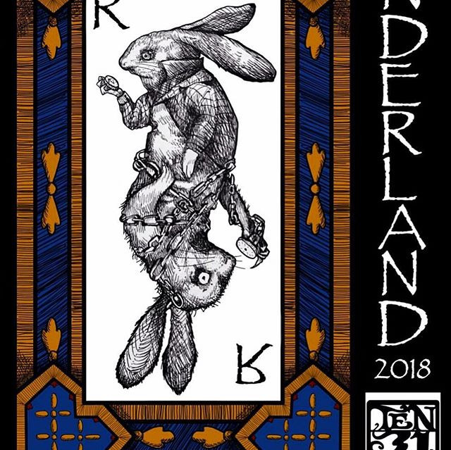 Underland Rabbit Promo