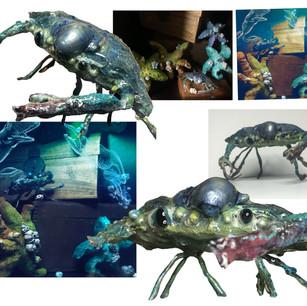Crab friend