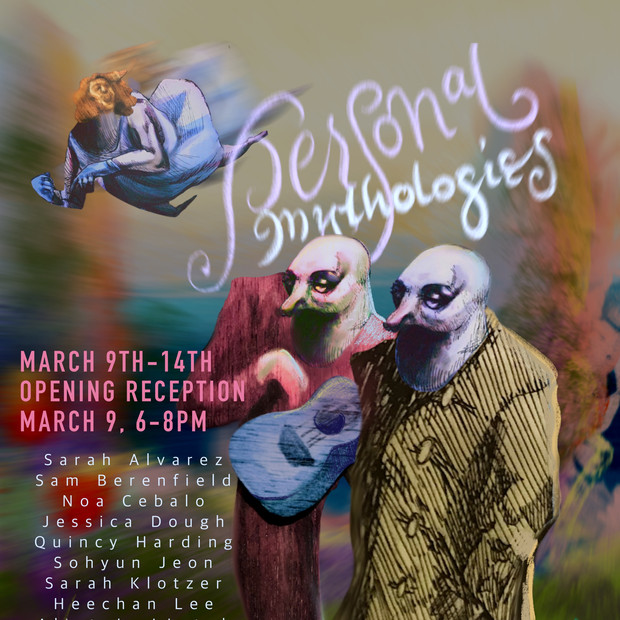 Senior Show Poster (Vertical)
